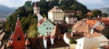 Medieval cities -  Sighisoara
