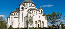 -  Saint Sava Cathedral