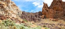 Parks of the world , Page 2 -  Teide National Park