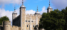 Elizabethan era Ghosts - Spirit of Queen Anne in the London Tower Castle