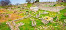 Ancient Cities -  Troy, Canakkale