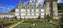 Loire Valley Castles -  Villandry Castle