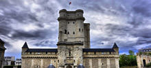 Castles in France -  Chateau de Vincennes - Vincennes Castle