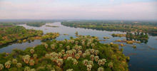 Most beautiful rivers,  -  Zambezi river