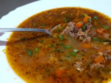Lamb Soup with Offal