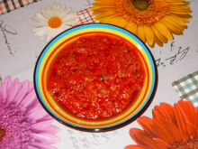 Appetizing Chutney with Tomato