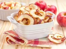 Aromatic Apple Chips