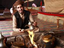 Traditions in Preparing and Serving Arabic Coffee