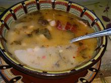 Fragrant Bean Soup