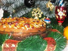 Aromatic Christmas Cake