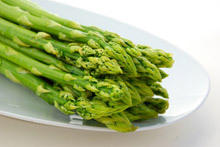 Subtleties of cooking asparagus
