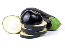 Aubergines reduce bad cholesterol