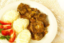 Tomato Sauce and Kidneys