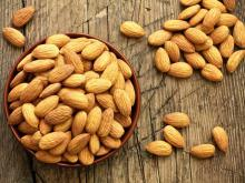 Eat Almonds Every Day to Avoid a Large Gut and Beer Belly