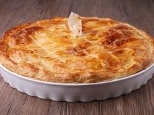 Pie with Feta Cheese