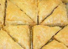 Baklava with Semolina