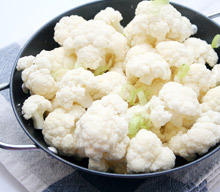 Pickled Cauliflower with Honey