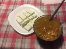 The Tastiest Bean Soup