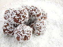 Sprinkled Chocolate Balls