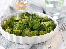 Sauteed Broccoli with Spices
