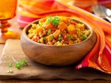 Bulgur with Vegetables