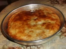 Turkish Burek with Mince and Leeks