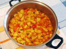 Potato and Pepper Dish