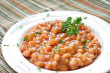 Greek White Beans