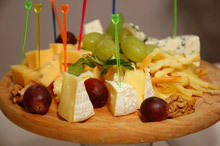 Exquisite Hors D'oeuvres from French Cuisine