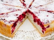 French Cherry Pie