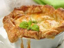 Smoked Chicken Pie
