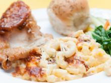 Chicken and Macaroni Casserole