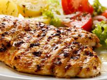 Juicy Grilled Chicken Steaks