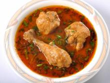 Village-Style Chicken Stew
