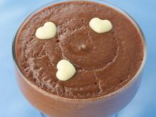 Chocolate Cream with Semolina