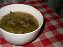 Snail and Dock Soup