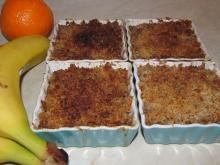 Crumble with Fruits