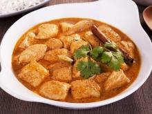 Chicken Curry with Corn Flour
