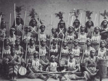 The Most Fearsome Women in History - the Dahomey Amazons