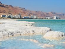 Climatic Catastrophe: the Dead Sea is Drying Up