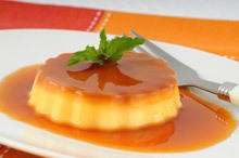 Quick and Easy Crème Caramel