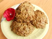 Diet Cookies with Seeds and Nuts