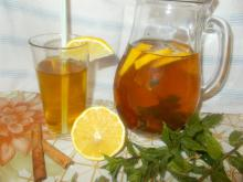 Homemade Iced Tea