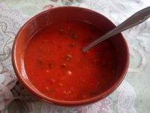 Homemade Tomato Sauce with Spices