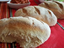 Homemade Country-Style Bread
