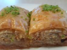 Quick Homemade Baklava