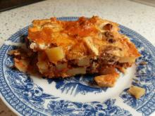 Homemade Moussaka