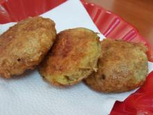 Potato Patties with Parsley