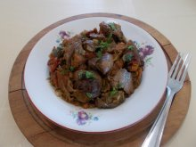 Aromatic Village-Style Chicken Livers