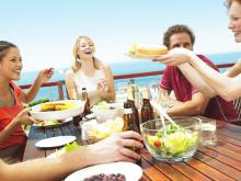 Eating Right During Summer Vacation